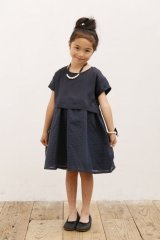 ARCH&LINE(アーチ&ライン) レイヤードドレス 115/125cm
