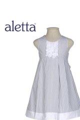 [SALE!!]一点限り!!ALETTA(アレッタ)ノースリーブワンピース 4歳104cm