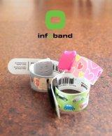 infoband 〜スウェーデン製〜迷子バンド