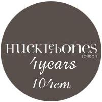 hucklebones,ハックルボーンズ,4歳