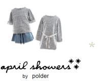 aprilshowers,エープリルシャワーズ,フランス,子供服,ポルダー