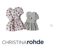ChristinaRohde,ワンピース,子供服