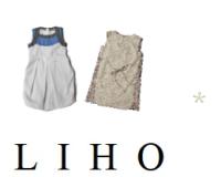 LIHO,リホ,イギリス,子供服,ロンドン