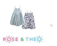 ローズエテオ,rose&theo,フランス,子供服