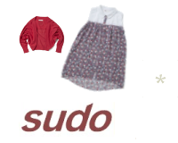 SUDO,スドー,オーストラリア,ワンピース,子供服