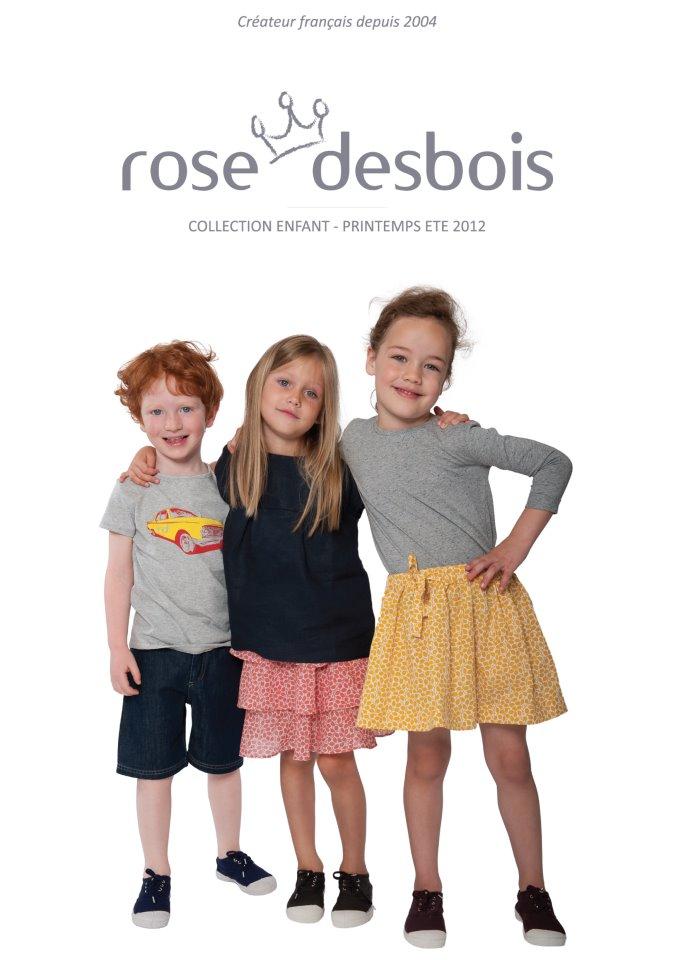 ローズデボワ rosedesbois フランス 子供服
