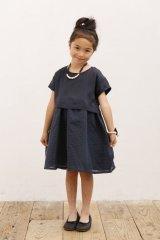 【SALE!!30%OFF!!】 ARCH&LINE(アーチ&ライン) レイヤードドレス 115/125cm