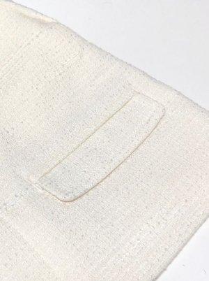 画像2: ARCH&LINE(アーチ&ライン) シンプルツイードジャケット(ホワイト) 115cm