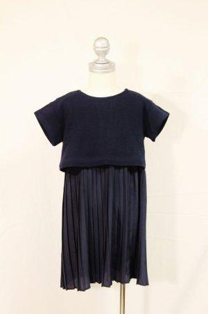 画像1: 【SALE!!30%OFF!!】 ARCH&LINE(アーチ&ライン) レイヤードプリーツドレス 115/125cm