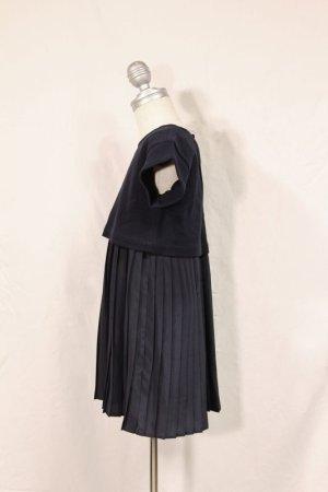 画像2: 【SALE!!30%OFF!!】 ARCH&LINE(アーチ&ライン) レイヤードプリーツドレス 115/125cm