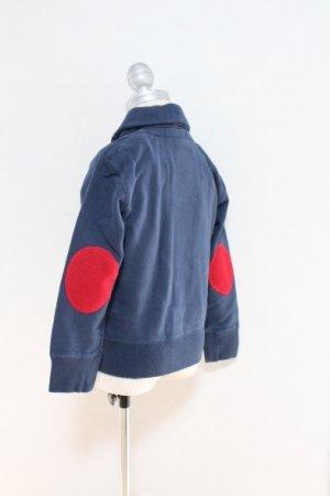 画像3: 4歳6歳 【SALE!!30%オフ!!】 American Outfitters(アメリカンアウトフィッターズ) SJAWL ボーイズバイカラースウェット(ネイビー)