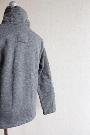 画像5: 2歳6歳 【SALE!!30%オフ!!】 American Outfitters(アメリカンアウトフィッターズ) 子供用CARDIGAN PLAINスウェットカーディガン(ダークフォード)