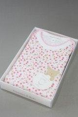 Emotion&Kids(エモーション&キッズ) 女の子の赤ちゃん用ロンパース 花柄 3〜6か月