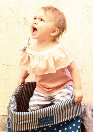 画像3: 【SALE!!30%OFF!!】 Eva&Oli(エヴァ&オリ) ELLE-Boy Multico ショートパンツ 18か月