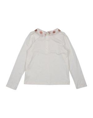 画像3: 【SALE!!30%オフ!!】Hucklebones(ハックルボーンズ) Party Polka Collar Jersey Top 水玉襟Tシャツ 8歳128cm
