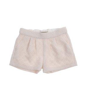 画像2: 【SALE!!30%オフ!!】Hucklebones(ハックルボーンズ) Flower Jacquard Tailored Shorts(ジャガード織ショートパンツ) 6歳116cm