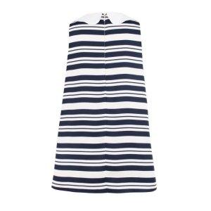 画像3: 【SALE!!30%オフ!!】Hucklebones(ハックルボーンズ) Candy Stripe Shift Dress ストライプシフトドレス 8歳128cm