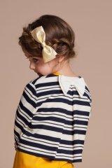 【SALE!!30%オフ!!】Hucklebones(ハックルボーンズ) Candy Stripe Jacketストライプジャケット 8歳10歳