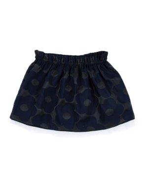 画像1: 【SALE!!30%オフ!!】Hucklebones(ハックルボーンズ) Buttercup Gathered Skirt バターカップギャザースカート(ネイビー) 18か月86cm
