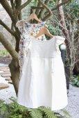 画像6: 【SALE!!30%OFF!!】 Je suis en CP!(ジュスィザンセーペー) New Ladybird Dressレディバードドレス(コットン×リネン) 8歳122-128cm