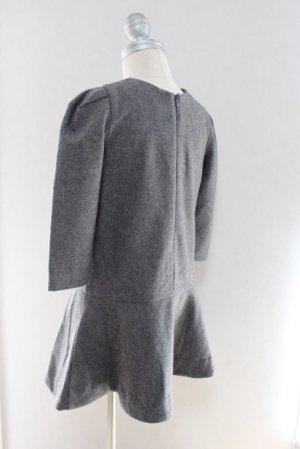 画像3: 【SALE!!30%OFF!!】 LIHO London(リホロンドン)  TANJA裾フレアワンピース(グレー) 4歳100cm