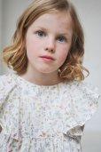 画像4: Olivier(オリビエ) AMBERLILY アンバーリリー サマードレス (リバティプリント Theo Pale Pink Linen セオペールピンク) 4-5歳