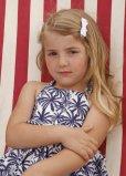 画像3: Rachel Riley(レイチェル・ライリー)Palm Halter SunDressワンピース(パームサンドレス) 4歳6歳