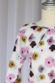 画像4: Christina Rohde(クリスティーナ・ローデ)Dress Waist-elastic長袖ブラウジングワンピース6歳8歳