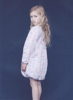 画像2: Christina Rohde(クリスティーナ・ローデ)Dress A Ballon長袖バルーンワンピース8歳130cm