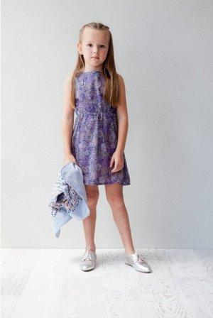 画像2: 【SALE!!30%オフ!!】 SUDO(スドー) DEEP BREATH DRESS ディープブレスドレス purple 2歳90cm