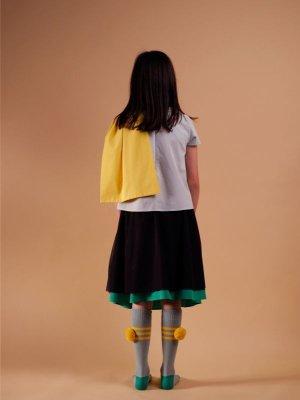 画像3: 【SALE!!30%オフ!!】 WOLF&RITA(ウルフ&リタ) LURDES -スカート-(BLACK)6歳116cm-JAPAN EXCLUSIVE-