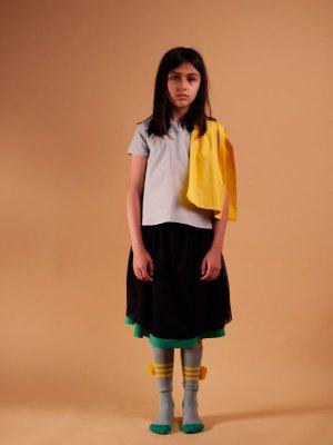 画像2: 【SALE!!30%オフ!!】 WOLF&RITA(ウルフ&リタ) LURDES -スカート-(BLACK)6歳116cm-JAPAN EXCLUSIVE-