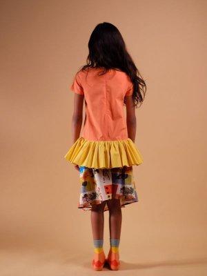 画像5: 【SALE!!30%オフ!!】 WOLF&RITA(ウルフ&リタ) LURDES -スカート-(MISTER W)4歳104cm