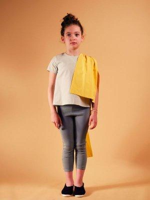 画像3: 【SALE!!30%オフ!!】 WOLF&RITA(ウルフ&リタ) ADELIA-ブラウス-(PISTACHIO/ YELLOW)4歳6歳