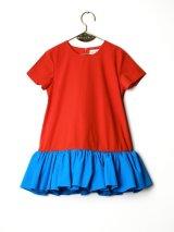 【SALE!!30%オフ!!】 WOLF&RITA(ウルフ&リタ) SANDRA-チュニック-(RED/ BLUE)2歳4歳6歳