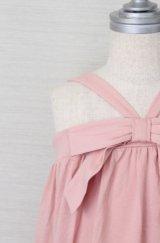【SALE!!30%OFF!!】 anthem of the ants(アンセムオブジアンツ) リボンピンクドレスThe club bow dress2歳3歳4歳5歳6歳