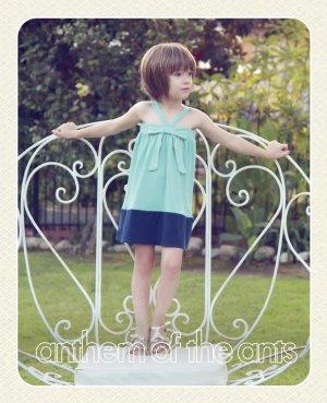 画像5: 【SALE!!30%OFF!!】 anthem of the ants(アンセムオブジアンツ) リボンピンクドレスThe club bow dress2歳3歳4歳5歳6歳