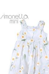 SIMONETTA MINI(シモネッタミニ) マーガレットドレス 2歳92cm