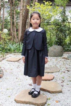 画像1: 【JiJiオリジナル】シンプルボレロ3歳5歳6歳