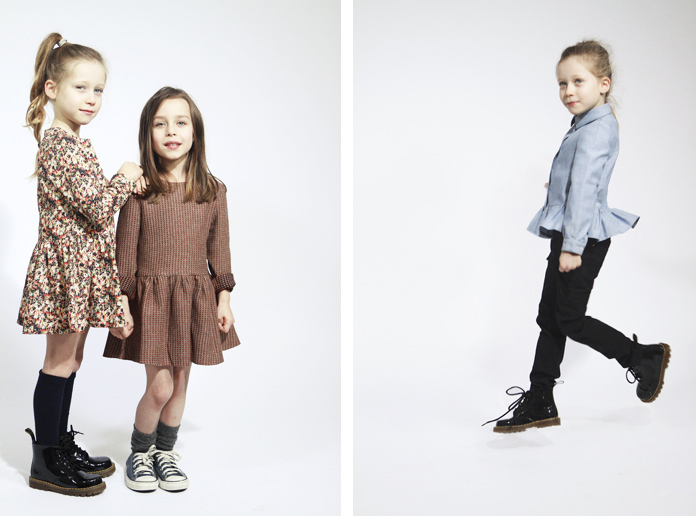 Quenotte,ケノット,フランス,子供服