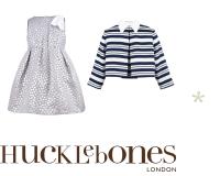 Hucklebones,ハックルボーンズ,イギリス,子供服