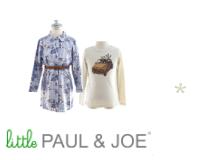 フランス,子供服,ポール,ジョー,ワンピース