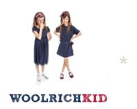 ウールリッチ,子供服,ワンピース